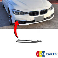 NEW GENUINE BMW 3 SERIES F30 F31 LCI FRONT BUMPER FOG LIGHT GRILL TRIM RIGHT O/S