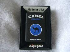 CAMEL CRUSH ZIPPO LIGHTER