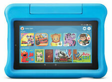 Amazon Kindle Fire 7 Kids Edition Tablet 7 16 GB Blue 9th...