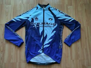 Colnago Thermal Cycling Jacket Parentini Size: M RARE!