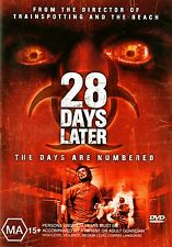 28 DAYS LATER (Danny Boyle) - Horror/Sci-Fi  Brendan Gleeson DVD Region 4