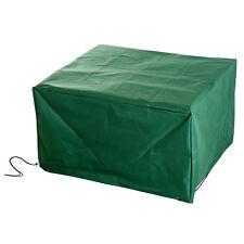 Outsunny 135x135x75cm  UV Rain Protective Cover For Garden Patio Wicker Rattan
