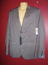PERRY ELLIS Men's Charcoal Principles Slim Fit Blazer - Size 38 REG - NWT $185