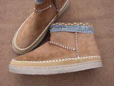 Boots, Wildlederlook, indian Style