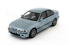 BMW M5 e39 silverwater blue 1/18  (2500ex) otto ottomobile OT554