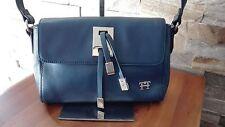 Leder-Handtasche TT Mod: 131276B-NA Navy Neu UVP: € 159,-- Schultertasche Blau