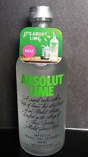 Absolut Vodka Lime 0,7l mit Tag