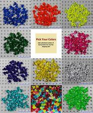 LEGO - Gems Jewels Crystals Rocks - PICK YOUR COLORS- Diamond Facet Treasure Lot
