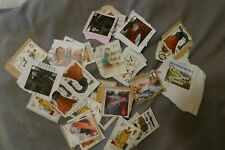 28 TV & arts UK British commemorative postage stamps philatelic kiloware