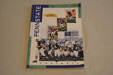 1996 Penn State Nittany Lions Football Yearbook - Joe Paterno Big Ten