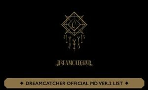 DREAMCATCHER MD VER.2 Preorder FREE TRACKING NUMB