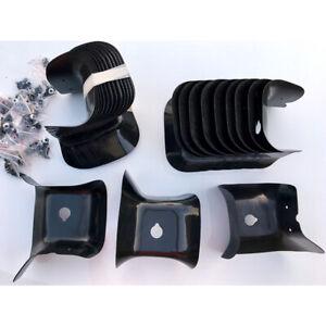 Vittorazi Moster 185 carbon fiber cooling shroud