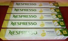 NESPRESSO CAFEZINHO DO BRASIL  | LIMITED EDITION | 5 sleeves | 50 capsules