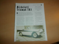 Michelotti Triumph TR3