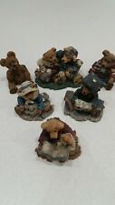 Boyds Bearstones - Lot of 6