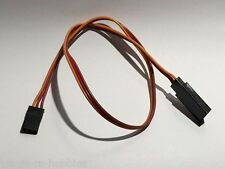 "4"" STANDERED SERVO EXTENSION CABLE 26awg (JR color)"