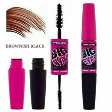 Maybelline Big Eyes Volume Express Brownish Black Mascara - NEW