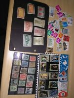 50  Used Spanish Postage Stamps. Some Very Old. Spain España