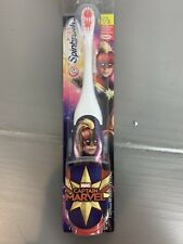 Captain Marvel Kids Arm & Hammer Spinbrush Toothbrush