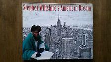 Stephen Wiltshire – Stephen Wiltshire's American Dream (1st/1st 1993 UK hb w dw)