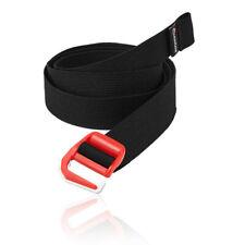 Montane Unisex Loop Belt Black Sports Outdoors Lightweight