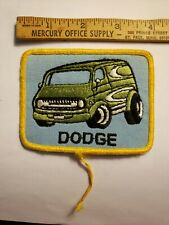 Vintage style prismatic Holograph sticker Vannin/' van dodge chevy ford patch pin