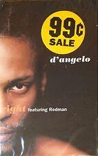 Dangelo - Left & Right 1999 Method Man Wu Tang R&B Rap Tape Single Sealed