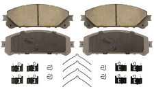 Advance QC1324 Disc Brake Pad - ThermoQuiet, Front