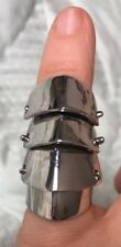 Goth articulated Game of Thrones costume jewellery ring wholesale job lot x 20