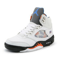 Men Basketball Shoes AJ 5 V Air Cushion Sports 23 Performance Athletic Sneakers