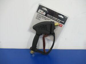 NorthStar Non-Fatigue Trigger Spray Gun - 5000 PSI, 10.5 GPM, Model# DCG5010P