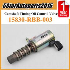 15830-RBB-003 Variable Timing Solenoid for Acura ILX RDX RSX TSX Honda Civic CRV
