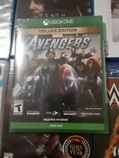 Marvel's Avengers (Deluxe Edition) Xbox One *BRAND NEW*