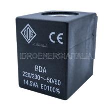bobina solenoide elettrovalvola ode 220V 230V 8W BDA08223DS RBDA08223DS