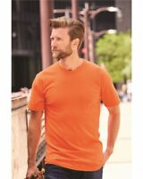 Hanes - Workwear Short Sleeve Pocket T-Shirt - W110