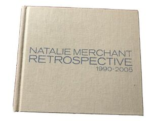 Natalie Merchant - Retrospective 1990-2005 - Limited Edition Remastered 2xCD