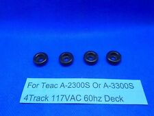 For Teac A-2300S Or A-3300S 4 Trim Washers For Side Board Used