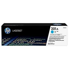 HP 201A | CF401A | Toner Cartridge | Cyan | ~1,400 pages