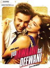 Yeh Jawaani Hai Deewani - Ranbir Kapoor, Deepika Padukone - bollywood hindi dvd