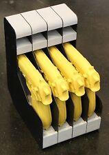 Precision Product 4 Handgun Pistol Rack Clip Storage Gun Safe Accessory Solution