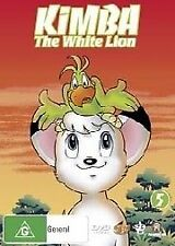 Kimba The White Lion : Vol 5 (DVD, 2005, 2-Disc Set) Brand New & Sealed Region 4