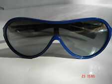 Nike Vintage 75 Retro Sunglasses Blue/Black Ski Sport Men Women EVO600 407