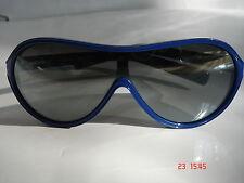 Nike Vintage 75 Retro Anteojos de Sol Azul/Negro Deporte Hombres Mujeres EVO600 407