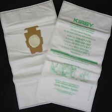 2 Genuine Universal Kirby Micron Magic HEPA Cloth Vacuum Cleaner Bags F Style
