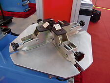 4Pce Motorcycle Whee / Tyrel Changer Clamp Adaptor Kit