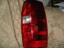 2007 , 2008, 2009 CHVY AVALANCHE  TAIL LIGHT RIGHT SIDE