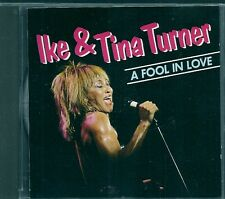 CD COMPIL 13 TITRES--IKE & TINA TURNER--A FOOL IN LOVE