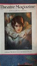 December 1926 Theatre Magazine with Pierette cover