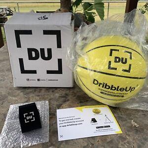 DribbleUp SMART BASKETBALL Junior Size Indoor Outdoor Basketball Dribble Up