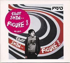 "CD ELLIOTT SMITH ""Figure 8"" 2000 Original Album A1 Zustand Digipack Gatefold"